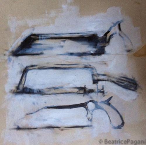 Beatrice Pagani knives