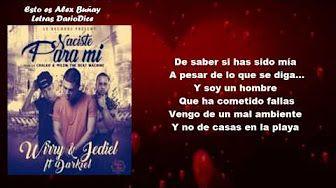 Darkiel Omar - La Calle Me Llama ( letra ) - Los Eleven - YouTube