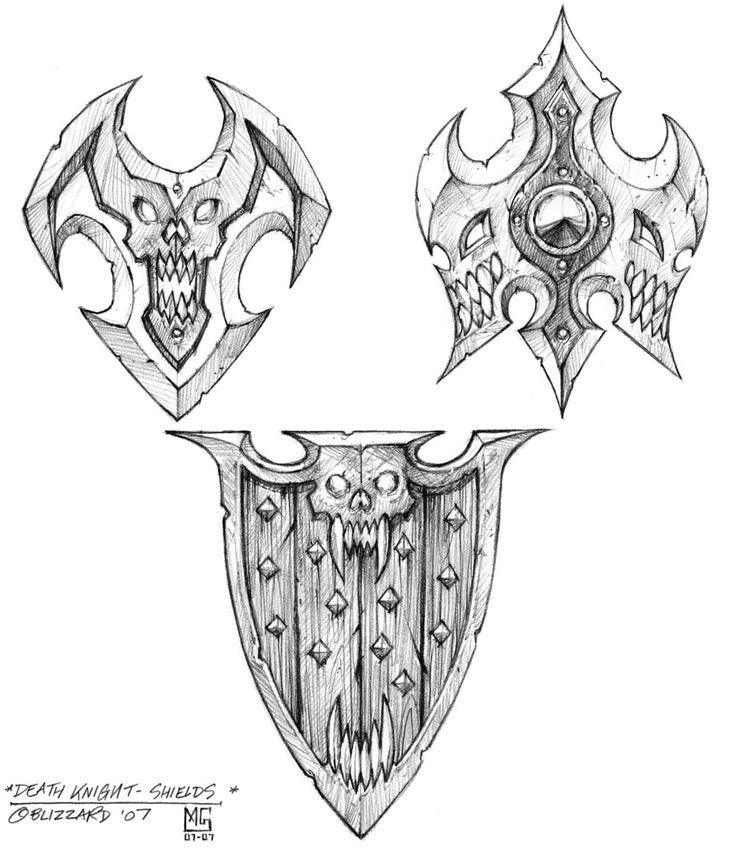 Best 20+ Knight shield ideas on Pinterest