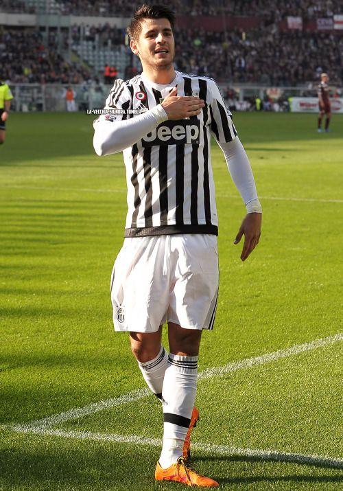 Juventus - Alvaro Morata