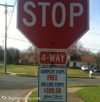Hand writing stop think sign. Stop and think handwritten ... |Stop Sign Writing
