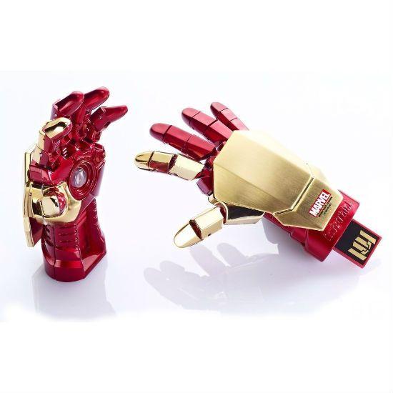 iron man glove usb drive!