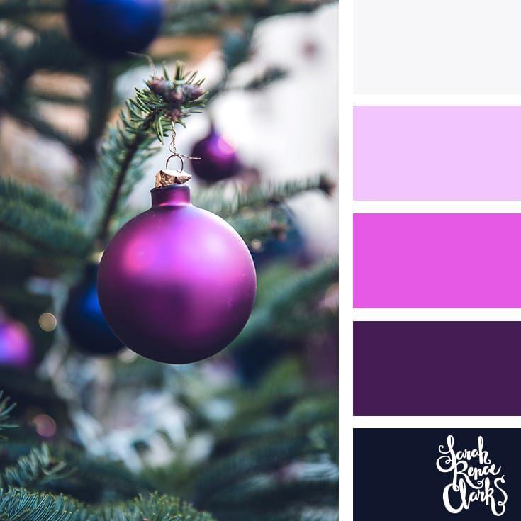 Best 25+ Purple Color Palettes Ideas On Pinterest