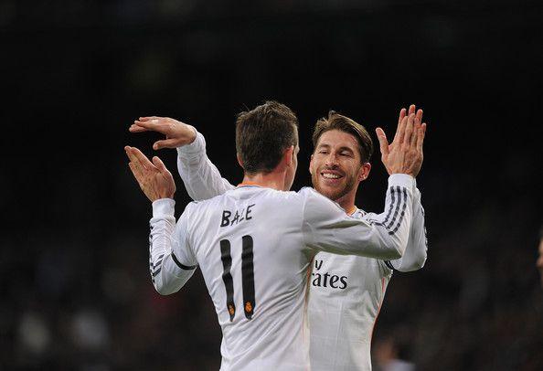 Ramos and Bale <3