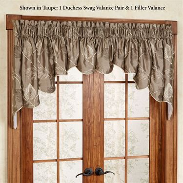 astonish duchess valance window treatments