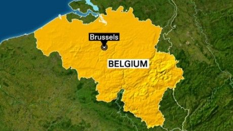 Authorities in Belgium have conducted raids in a Brussels suburb, including one connected to the Paris attacks, a western intelligence source told CNN's Deborah Feyerick.