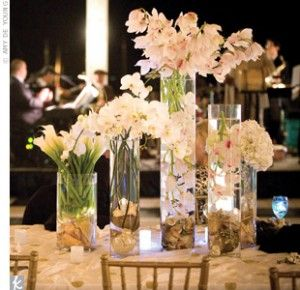 submerged underwater floral centerpieces for wedding diy instructions