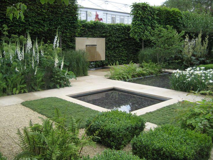 Norwegian garden design