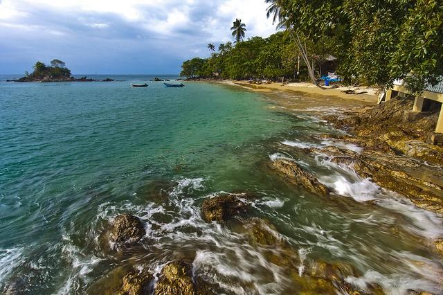 . Kapas Island, Malaysia.