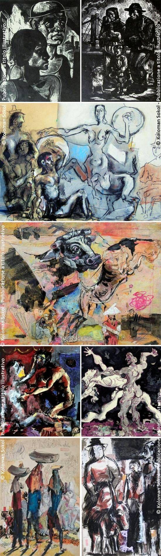 Artisti slovacchi: Koloman Sokol (1902 – 2003) | BUONGIORNO SLOVACCHIA