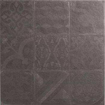 Carrelage intérieur Cosy ARTENS+ en grès, graphite, 47.2 x 47.2 cm | Leroy Merlin