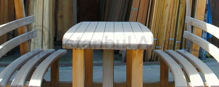 kütük masa modelleri , kütük masa resimleri , kütük doğal ahşap masalar , piknik masaları.