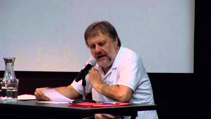 Slavoj Žižek: The Hegelian Wound