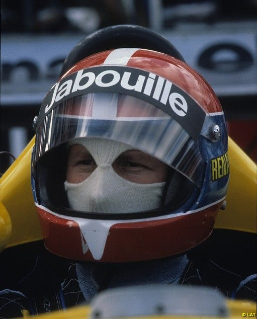Turbo pioneer Jean-Pierre Jabouille's last season at Renault came in 1980. The Frenchman broke his leg in the Canadian Grand Prix.