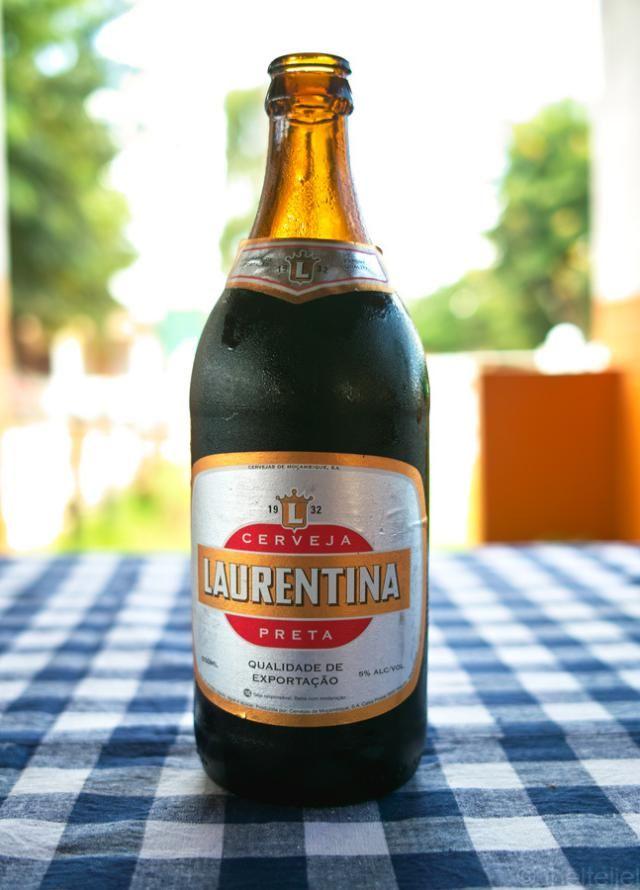 International Beer Day - 10 African Beers: Laurentina Preta, Mozambique