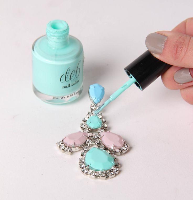 How to Repurpose Prom Jewelry