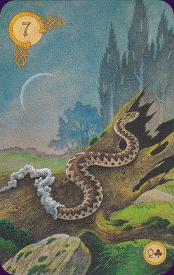 how to read the lenormand deck