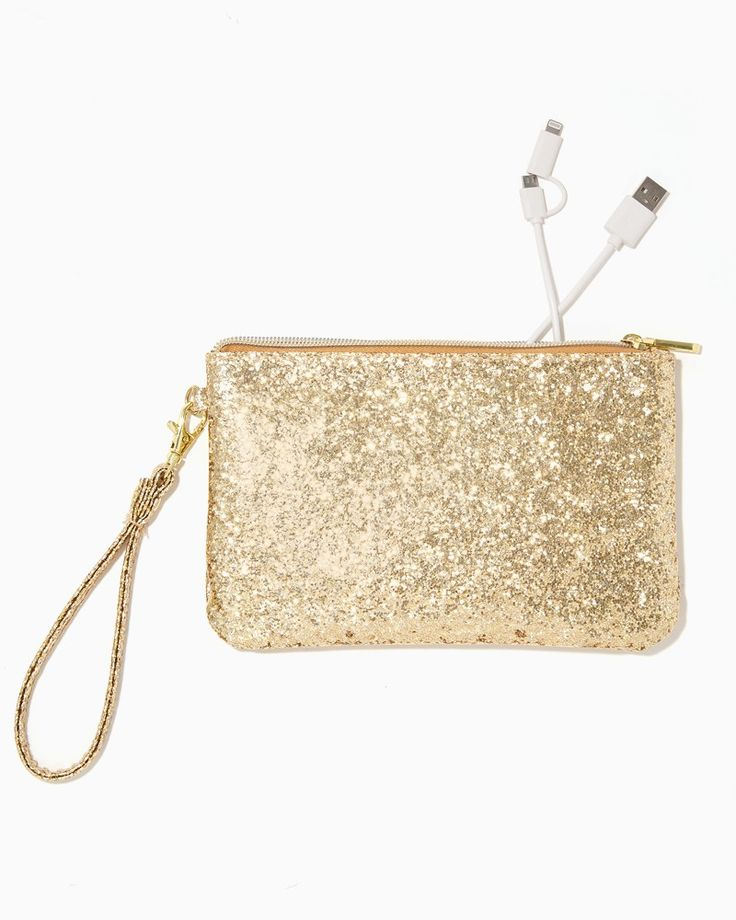 High Glitter Charger Wristlet | Charming Charlie