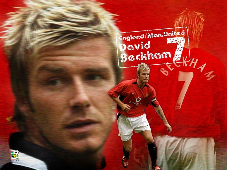 #The awesome Mr. Beckham...