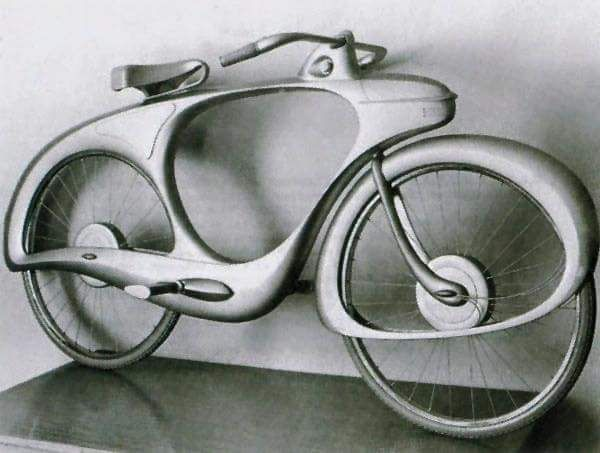 1930s ,Raymond Loewy, Greyhound Bicycle - Bring it back as an electric bike?                                                                                                                                                                                 More