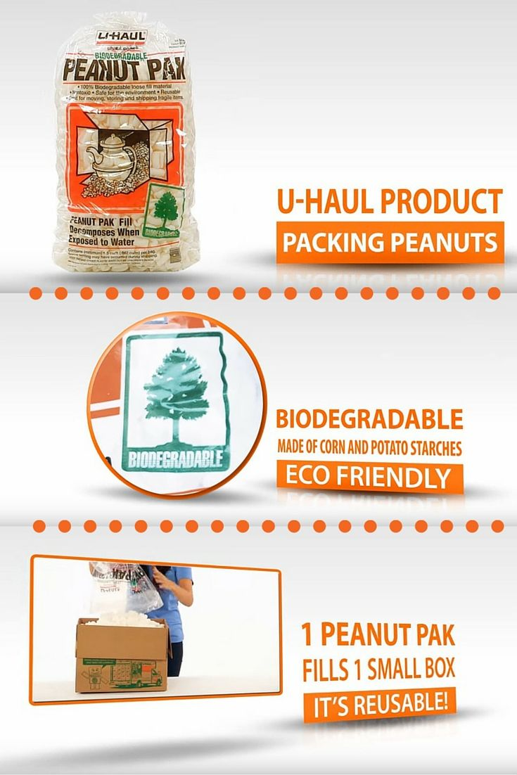 Biodegradable-Packing-Peanuts (With Images