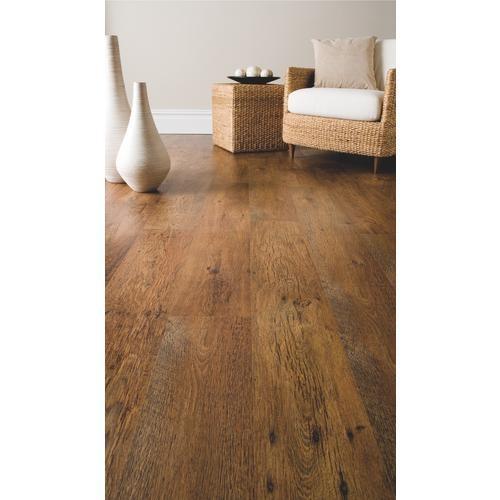 Rustic Oak Laminate Flooring - Wickes