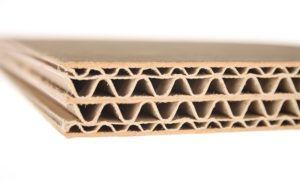 Tipos de carton como empezar a diseñar en carton corrugado cuadruplex. Cardboard types how to start designing in cardboard corrugated.