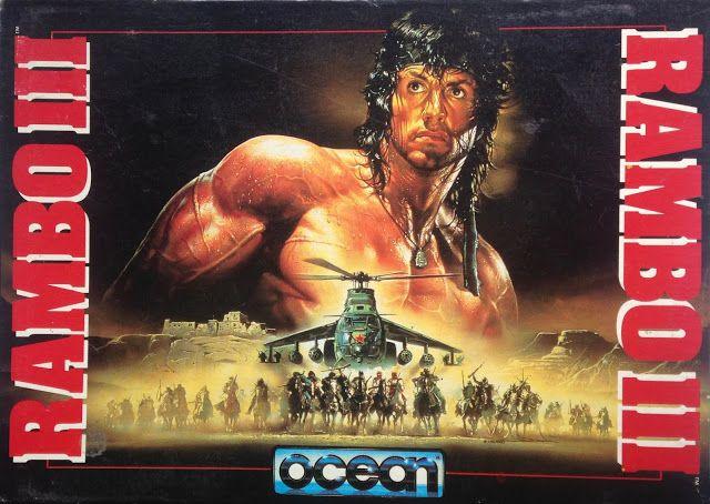 AtariCrypt: Rambo III