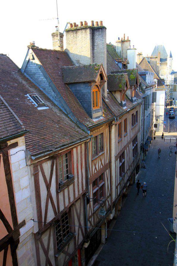Dijon Rue Verrerie