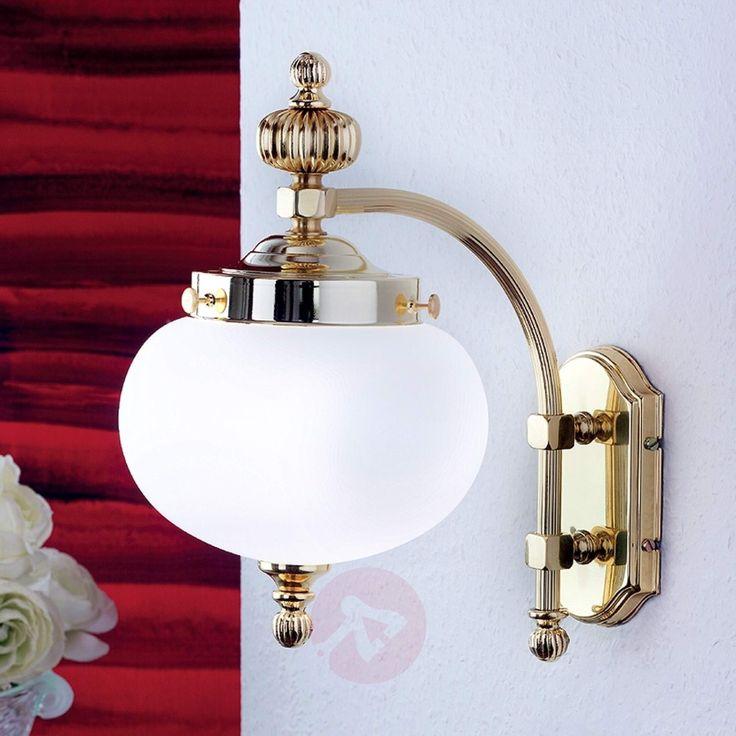 Kjøp Vakker DELIA vegglampe med 1 lys 7254019