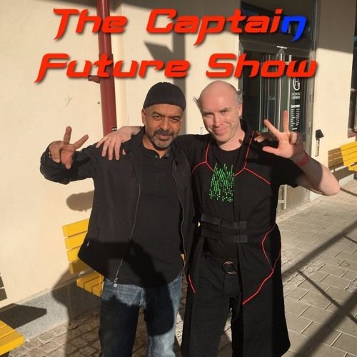 Ray Podder - Co-Creating The Future.  Welcome to The Captain FUTURE show with Ray Podder and the host Michael Sillion. Ray and I have an open conversation about love, the universe, innovation, creativ