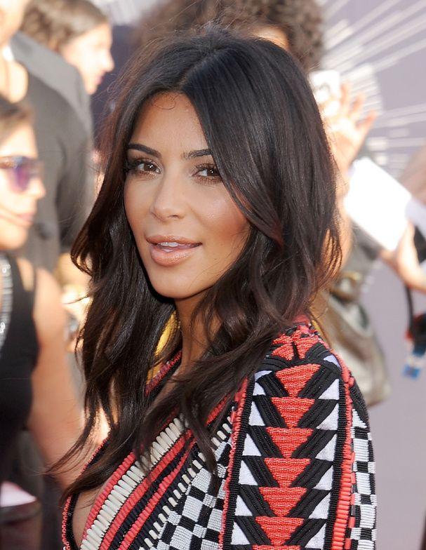 Kim Kardashian, version naturelle