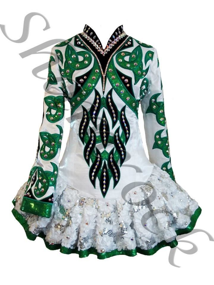 irish dance dresses | Shamrock Stitchery | Irish Dance Dresses and stuff :)