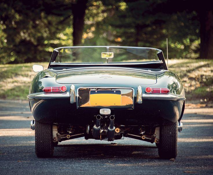 Jaguar E Type Series 1½ Roadster