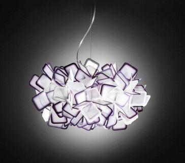 Lámpara de Suspensión CLIZIA de Slamp, diseño por Adriano Rachele - Tendenza Store