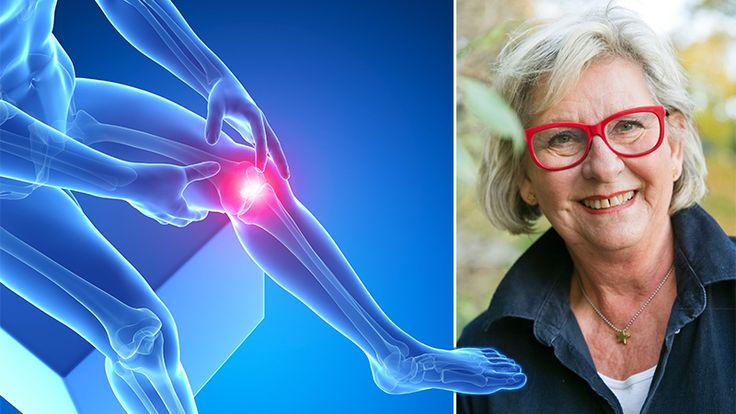 Ewa blev fri fråns in artros-smärta på kort tid.