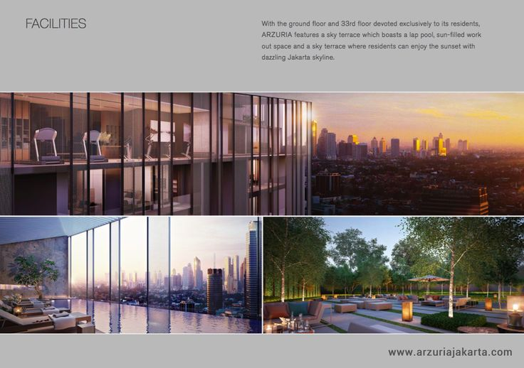 Arzuria Jakarta Apartment Facilities #arzuriajakarta