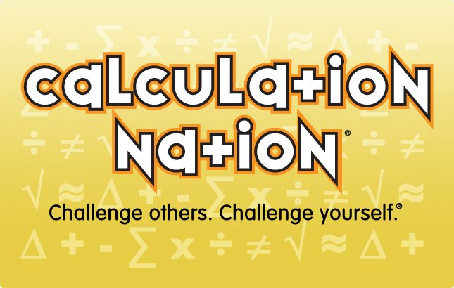 Calculation Nation: Challenge others. Challenge yourself.®