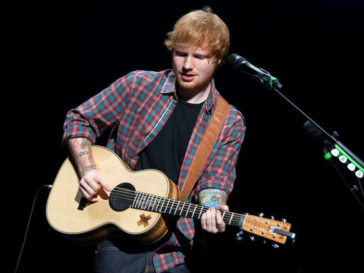 Ed Sheeran Season 5 mentor on The Voice