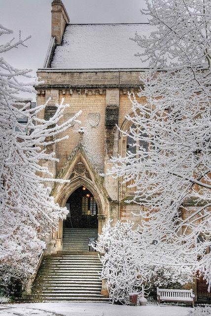 Oxford, England, UK