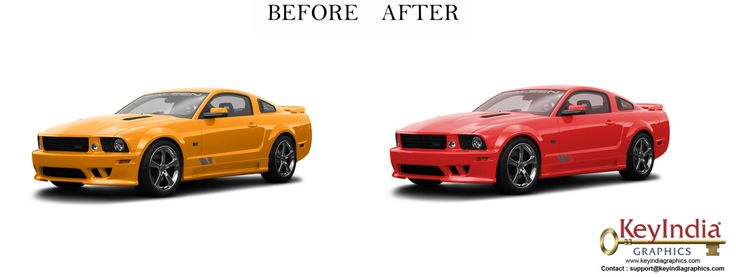 Automobile Photo Retouching by  KeyIndia Graphics