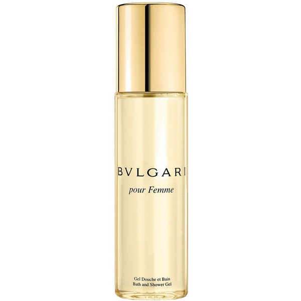 BVLGARI pour Femme Bath & Shower Gel ($50) ❤ liked on Polyvore