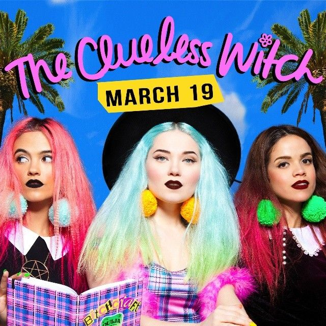 #THECLUELESSWITCH Goth-a-tines collection are materializing March 19th at 12 noon PST on Limecrime.com Be there witches!  From left to right: #BlackVelvet , #Salem & #Wicked