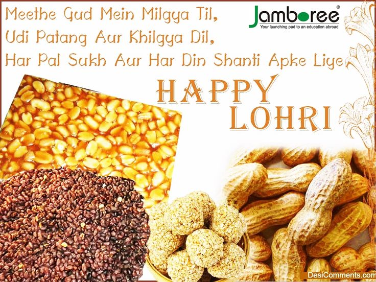 Wishing you a very Happy Lohri to you & your family. May the Lohri fire burn all the moments of sadness and bring you warmth of joy, happiness and love.