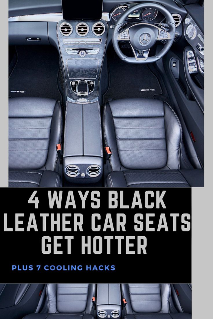 How To Get Scuff Marks Off Leather Car Seats
