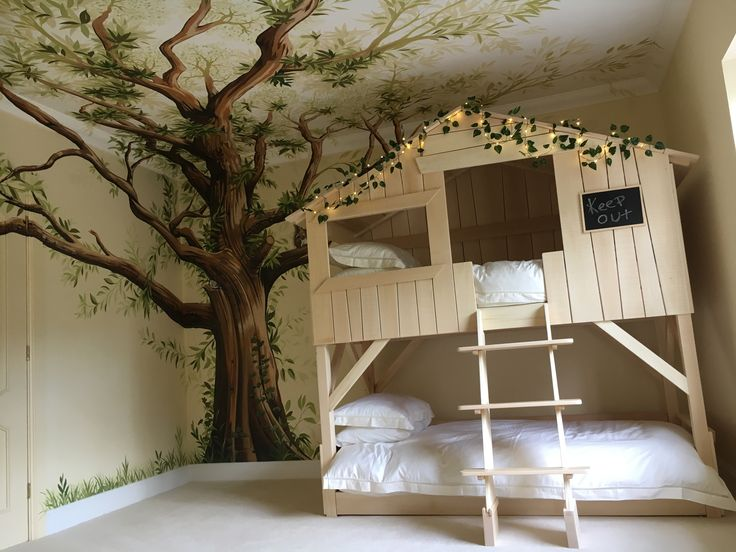 7 Inspiring Kid Room Color Options For Your Little Ones: Best 25+ Forest Theme Bedrooms Ideas On Pinterest
