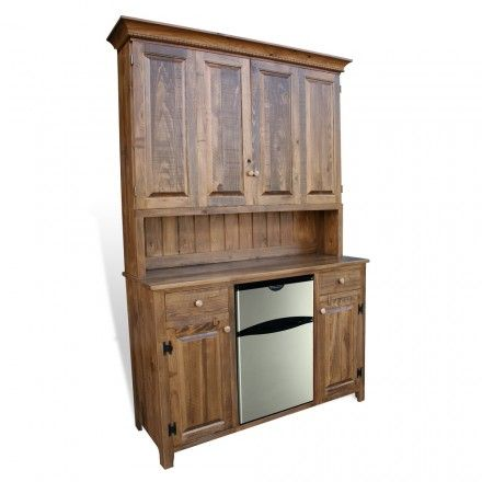 Rustic Shaker Outdoor TV Cabinet 1