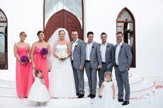 Kelly & Matthew - Shangri-La's Fijian Resort & Spa - Photography Leezett Birch