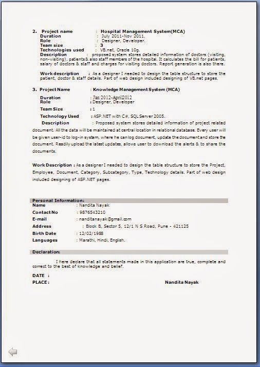 how to write cover letter for freshers