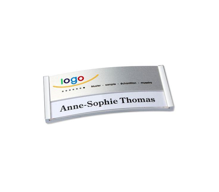 Metall-Namensschild mit Magnet online kaufen - Namensschilder (Schilder)   eLook.shop
